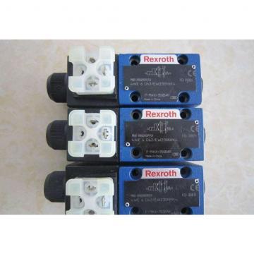 REXROTH 4WE 10 W5X/EG24N9K4/M R901278773 Directional spool valves