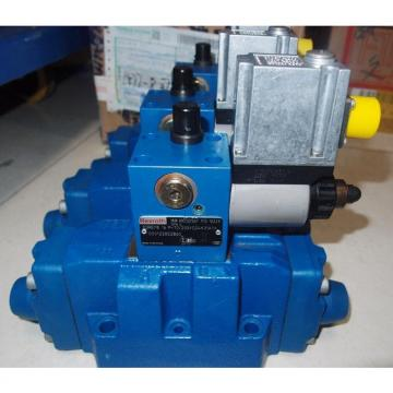 REXROTH 4WE 6 D6X/OFEW230N9K4 R900915095 Directional spool valves