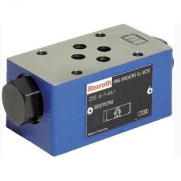 REXROTH 4WE 6 UB6X/EG24N9K4 R900938773 Directional spool valves